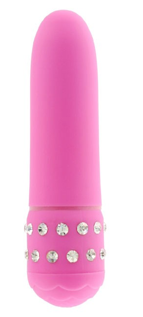Mini Vibratore - Diamond Pink Petit Vibe