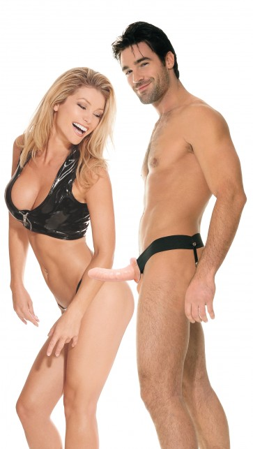Cintura Fallica - For Him or Her - Hollow Strap-On