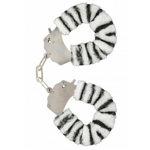 Manette - Furry Fun Cuffs Multicolor
