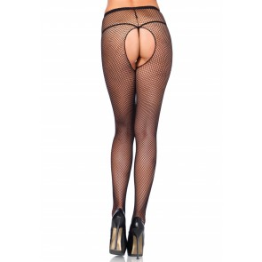 Collant - Plus Size Crotchless Pantyhose