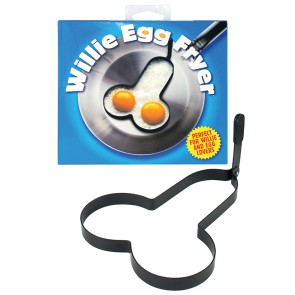 Padella per Uova - Rude shaped Egg fryer Willi