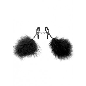 Pinze Per Capezzoli - Feathered Nipple Clamps