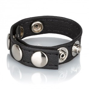 Anello Fallico - Leather Multi-Snap Ring™