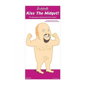 Addio al nubilato - Kiss The Midget! Party Game