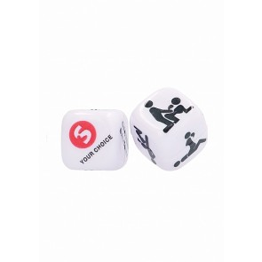 Dadi - In Case Of Sudden Lust Sex Dice
