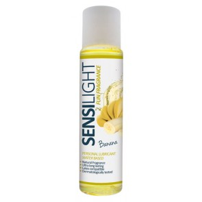 Lubrificante Aromatizzato - Sensilight Fun Fragrance Banana (60 ml)