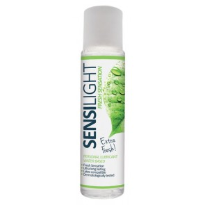 Lubrificante Effetto Fresco - New Sensilight Fresh Sensation (60 ml)