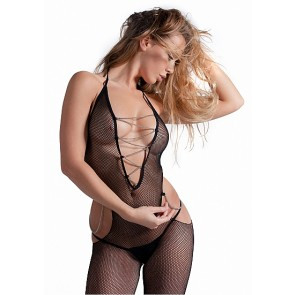 Sexy Bodystocking With Chains One Size