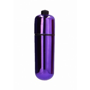 Mini Vibratore - 1 Speed Bullet - Purple - Small